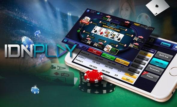 Situs Judi Online Terpercaya IDN Poker